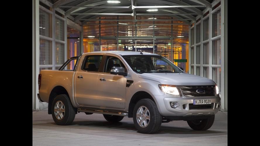 Nova Ford Ranger deverá custar a partir de R$ 78 mil