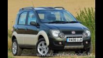 Atual geração do Fiat Panda chega a dois milhões de unidades produzidas