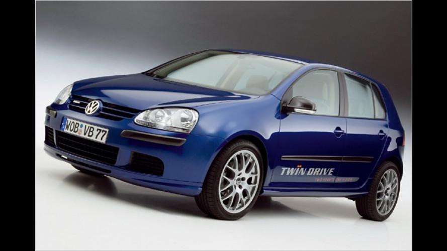 Versuchsprojekt: Golf TwinDrive mit Hybridantrieb