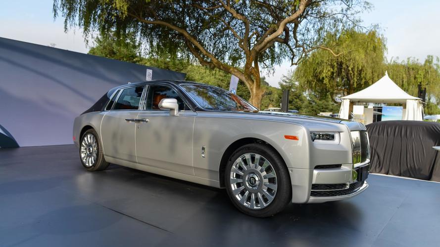 Zöld jelzést kapott a teljesen elektromos-meghajtású Rolls-Royce Phantom