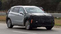 Buick Envision Refresh Spy Photos
