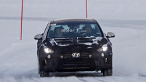 2018 Hyundai Sonata facelift spy photos