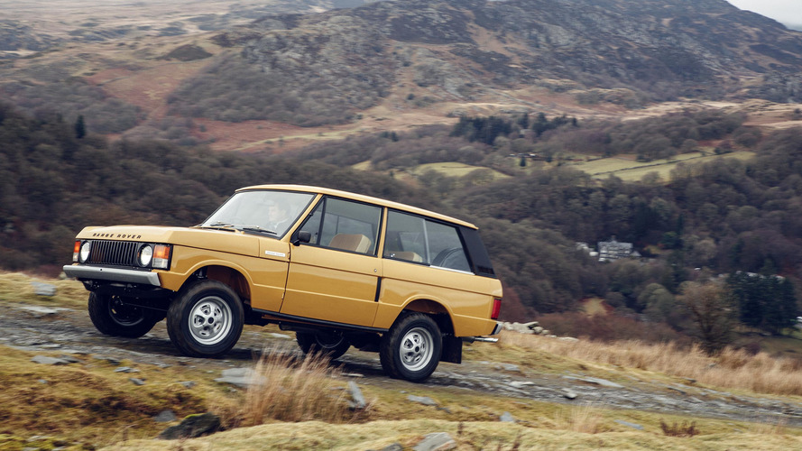 La vuelta a la vida del Range Rover Reborn