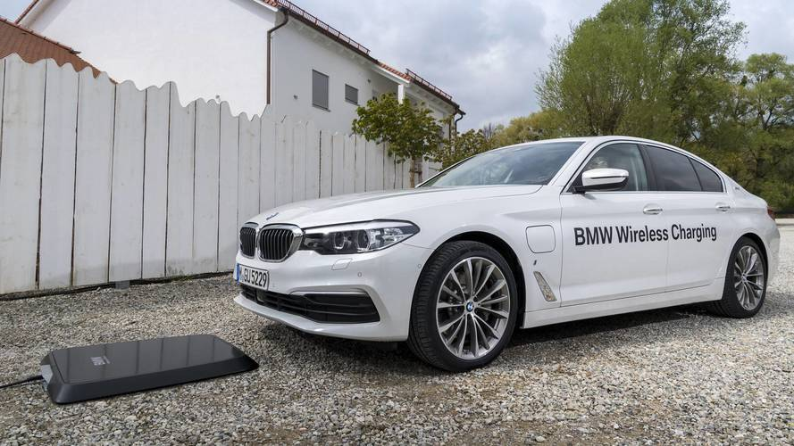 Wireless EV Charging Expected On Customer Cars Within Two Years