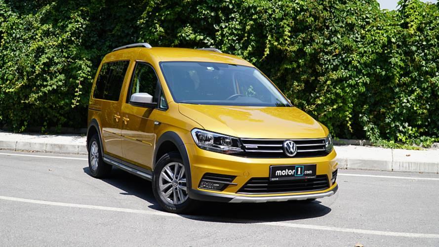 2018 Volkswagen Caddy 2.0 TDI Alltrack | Neden Almalı?
