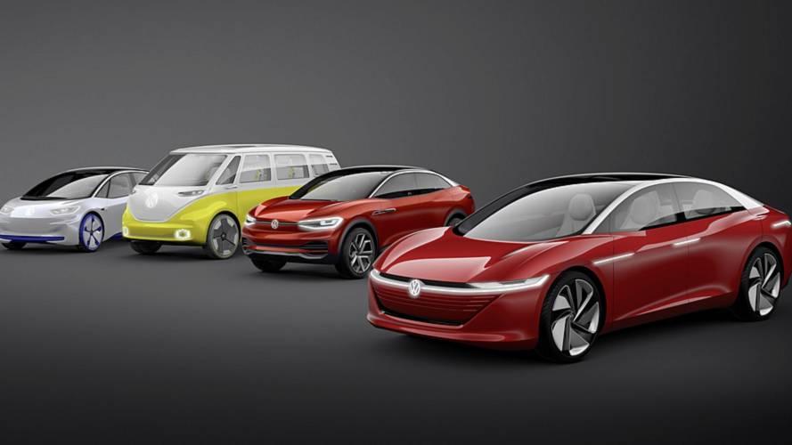 Volkswagen, il design dell'auto elettrica come sfida per il futuro