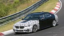 2019 Makyajlı BMW 7 Serisi Casus Fotoğrafları