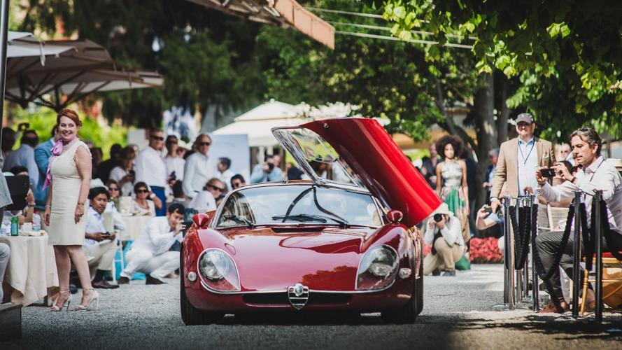 Le Concorso d'Eleganza Villa d'Este en 119 photos éblouissantes