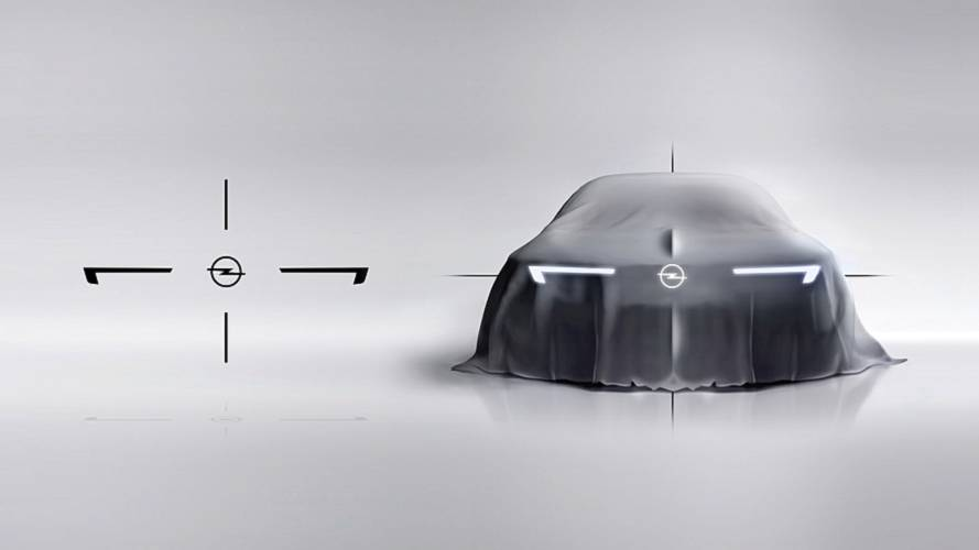Opel's Teasing A Brand New Design Language