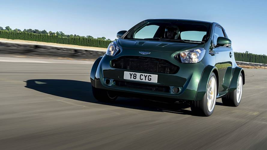 Aston Martin Cygnet Back From The Dead With Bonkers RWD V8