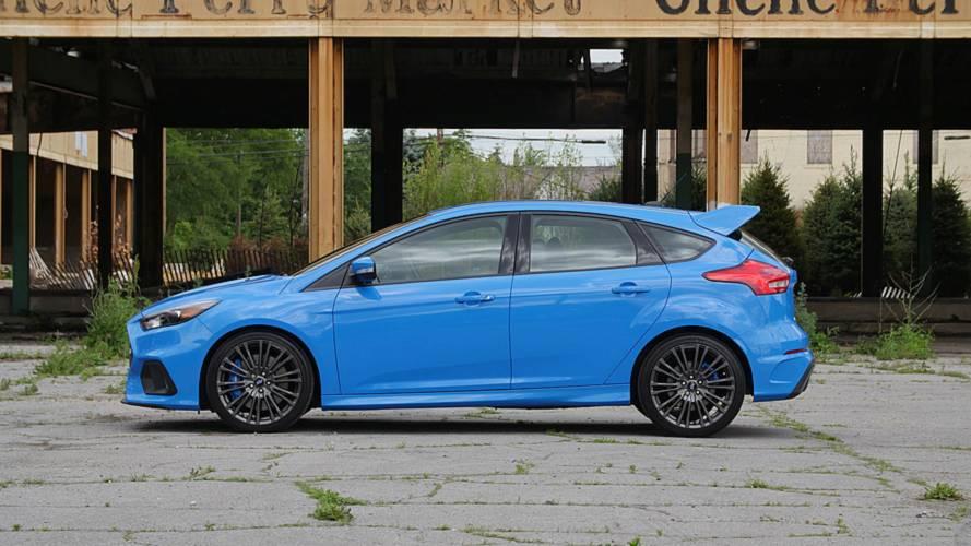 3.jenerasyon (2015-2017) Ford Focus RS'in muhteşem 8 özelliği
