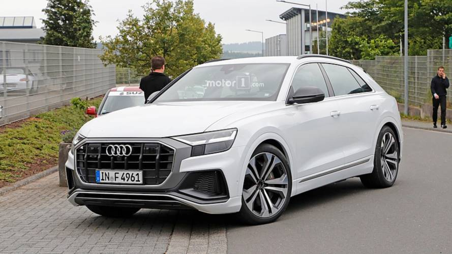 Audi SQ8 could be offered with both petrol and diesel engines