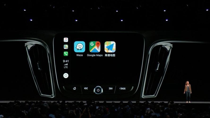 Apple CarPlay terá suporte a Waze e outros navegadores por GPS