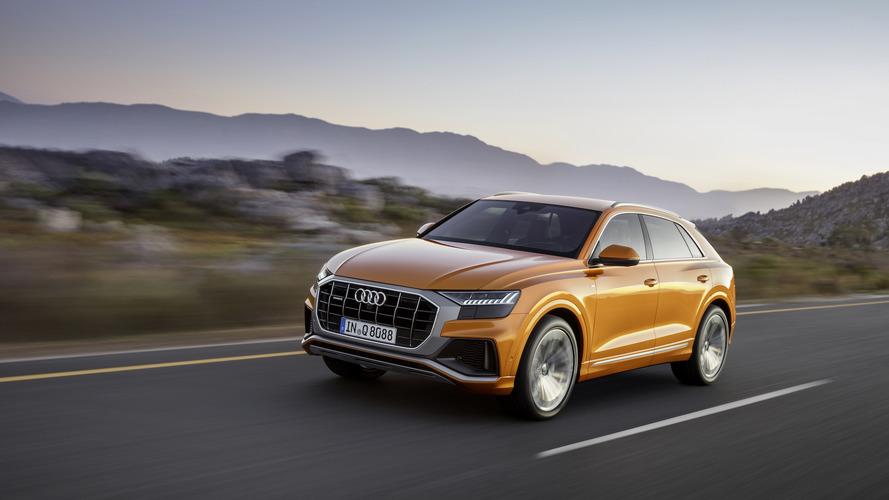 Precios del Audi Q8 2018: ya se aceptan pedidos