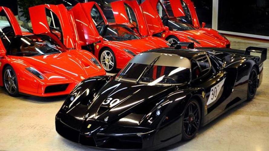 Ferrari Enzo y FXX de Michael Schumacher