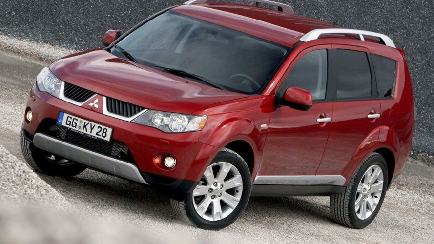 Mitsubishi to end European Colt and Outlander production before 2013