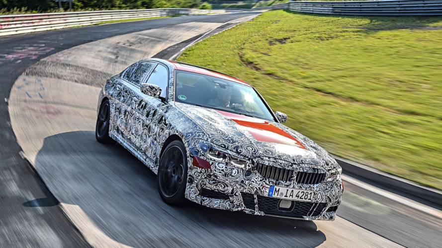 A BMW eddigi legerősebb négyhengeresével érkezik az új 3-as sorozat