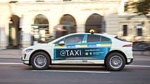 Jaguar I-Pace taxi à Munich