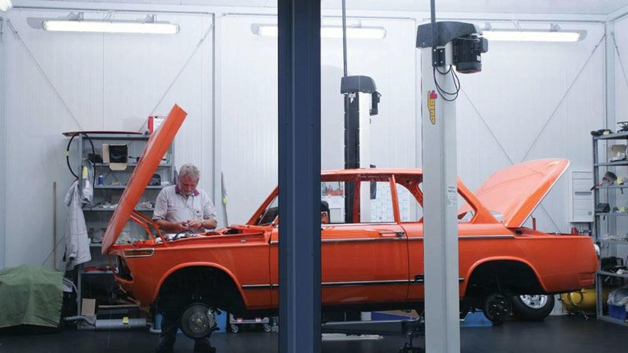 Classic rebuilt: BMW 2002 tii
