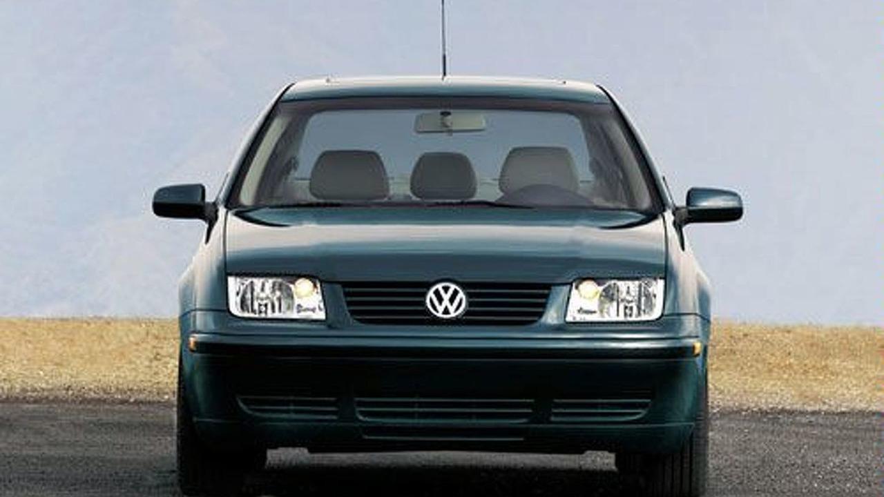 VW Jetta TDi
