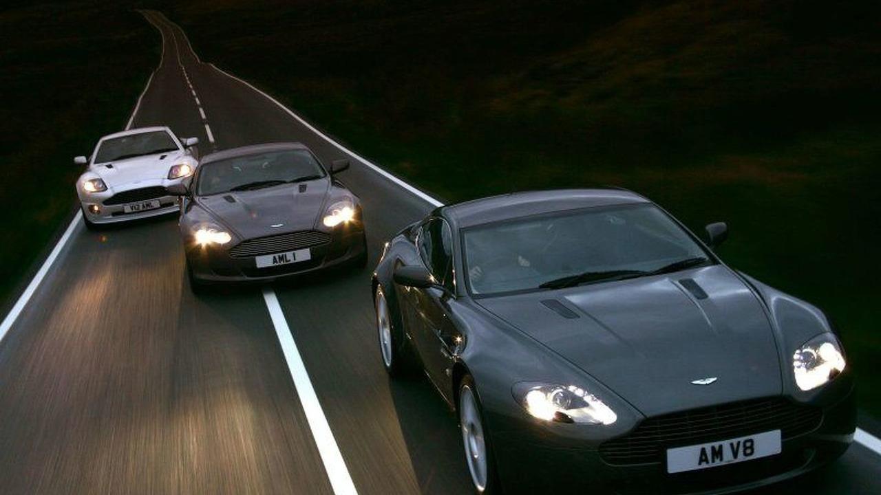 Aston Martin Moves into Russia