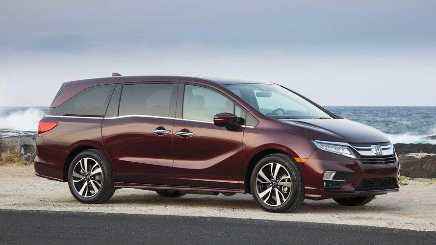 2018 Honda Odyssey First Drive: Just Add Imagination