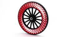 Prototipo de rueda Bridgestone para bicicletas