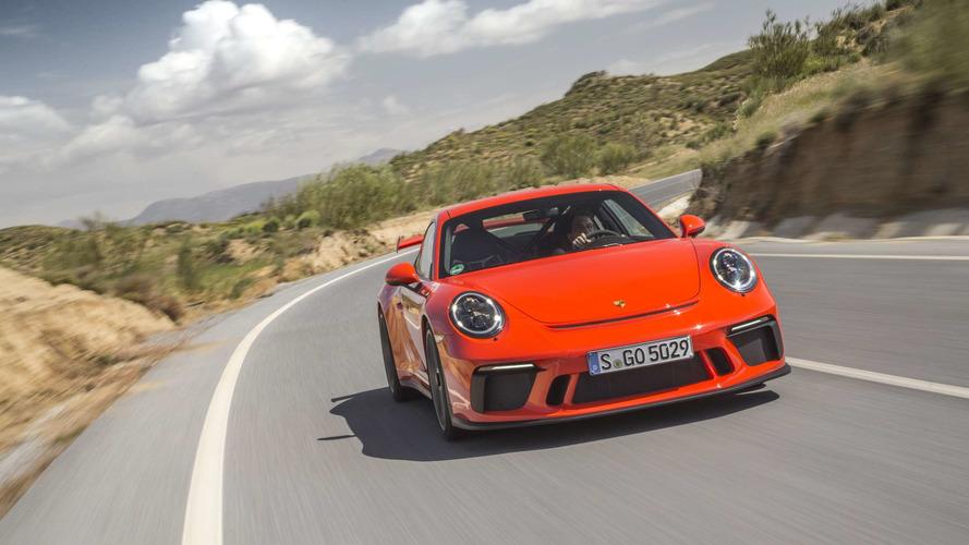 Porsche 911 GT3 bir süre daha atmosferik emişli olacak