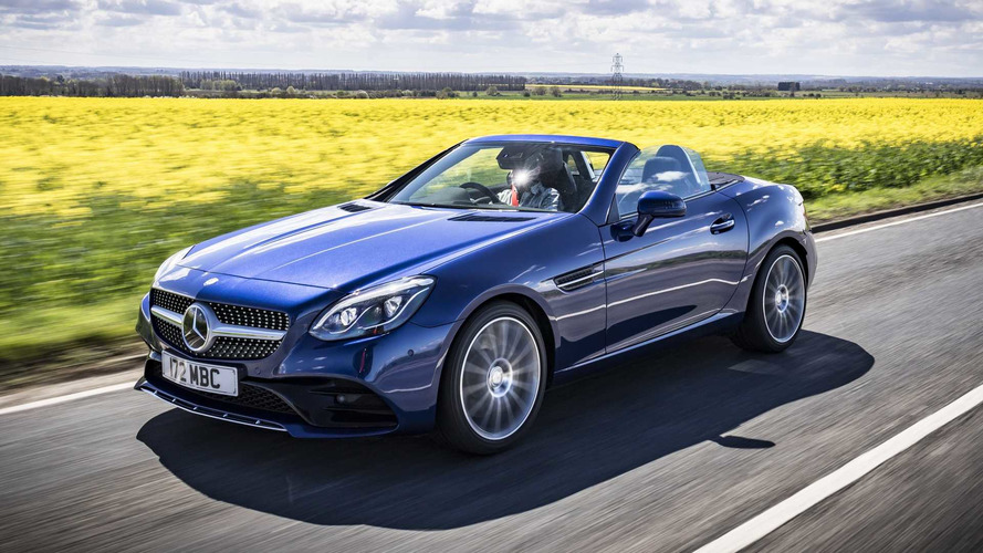 Mercedes SLC 180 Is Brand's Most Affordable Cabrio In U.K.