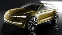 2017 Skoda Vision E Concept