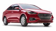 2018 Hyundai Accent world premiere