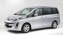 All New Mazda Biante minivan