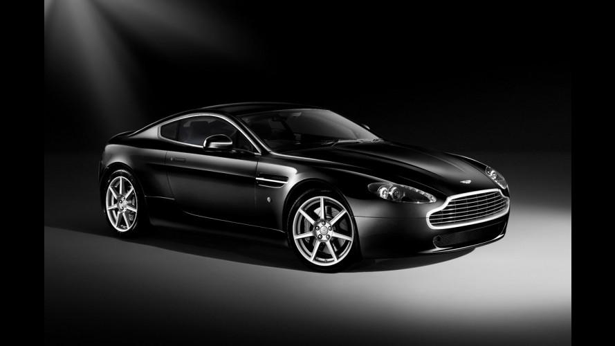 Aston Martin Vantage Special Edition 4.7