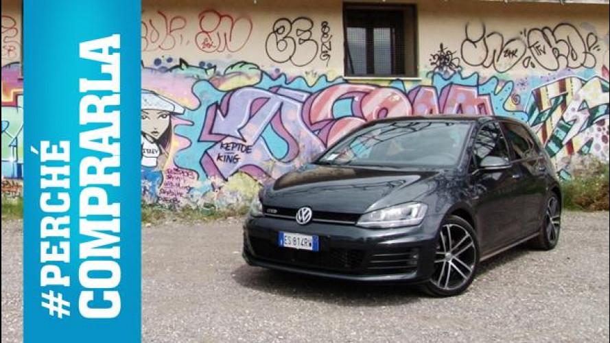 Volkswagen Golf GTD, perché comprarla... e perché no [VIDEO]