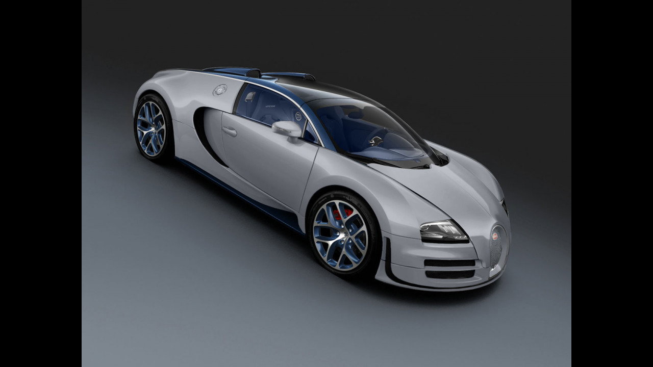 "Bugatti Veyron 16.4 Grand Sport Vitesse ""Rafale"""