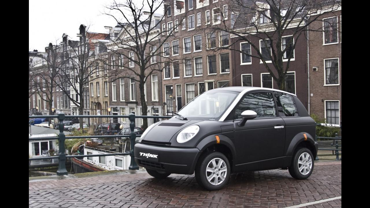 L'auto elettrica TH!NK sbarca in Olanda