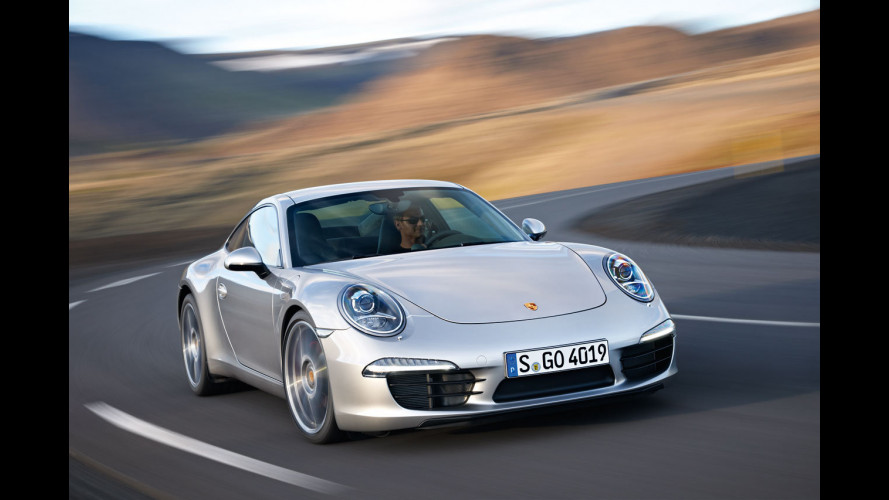 Porsche 911, il mistero della sigla