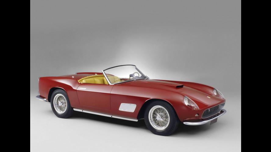 Una Ferrari venduta a 7 milioni di euro