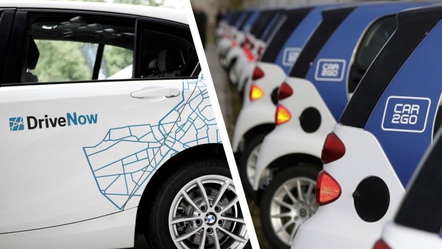 Car2go e DrivNow, la fusione è vicina