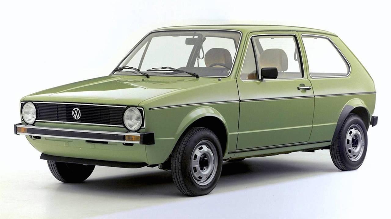 1974 Volkswagen Golf