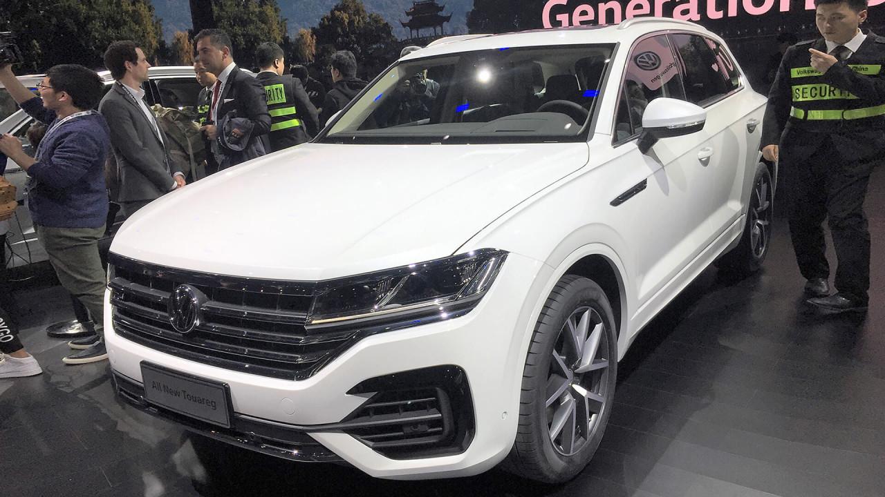 Der neue VW Touareg