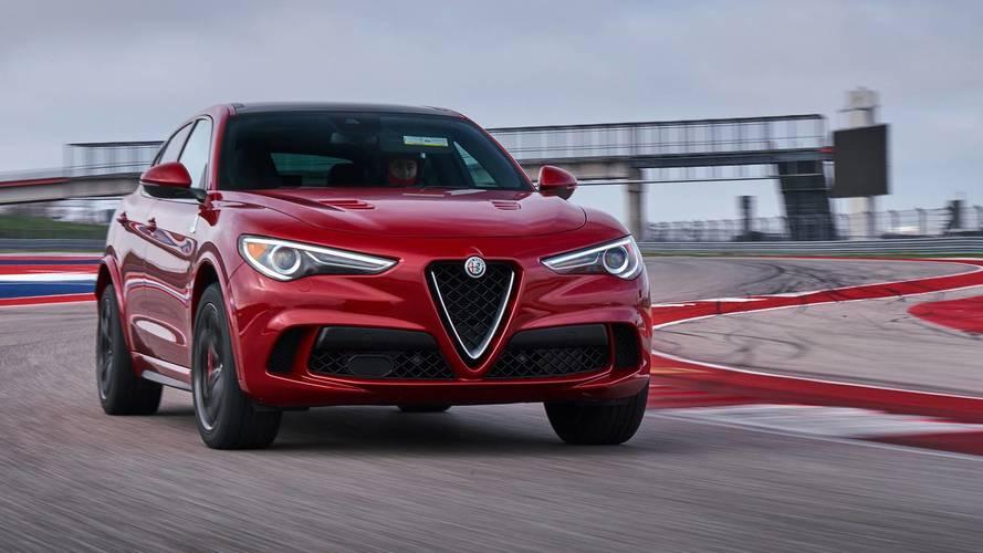 2018 Alfa Romeo Stelvio Quadrifoglio İlk Sürüş: SUV heyecanı