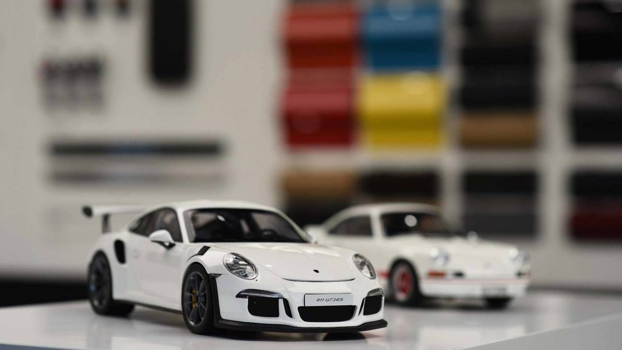 Porsche Studio In China