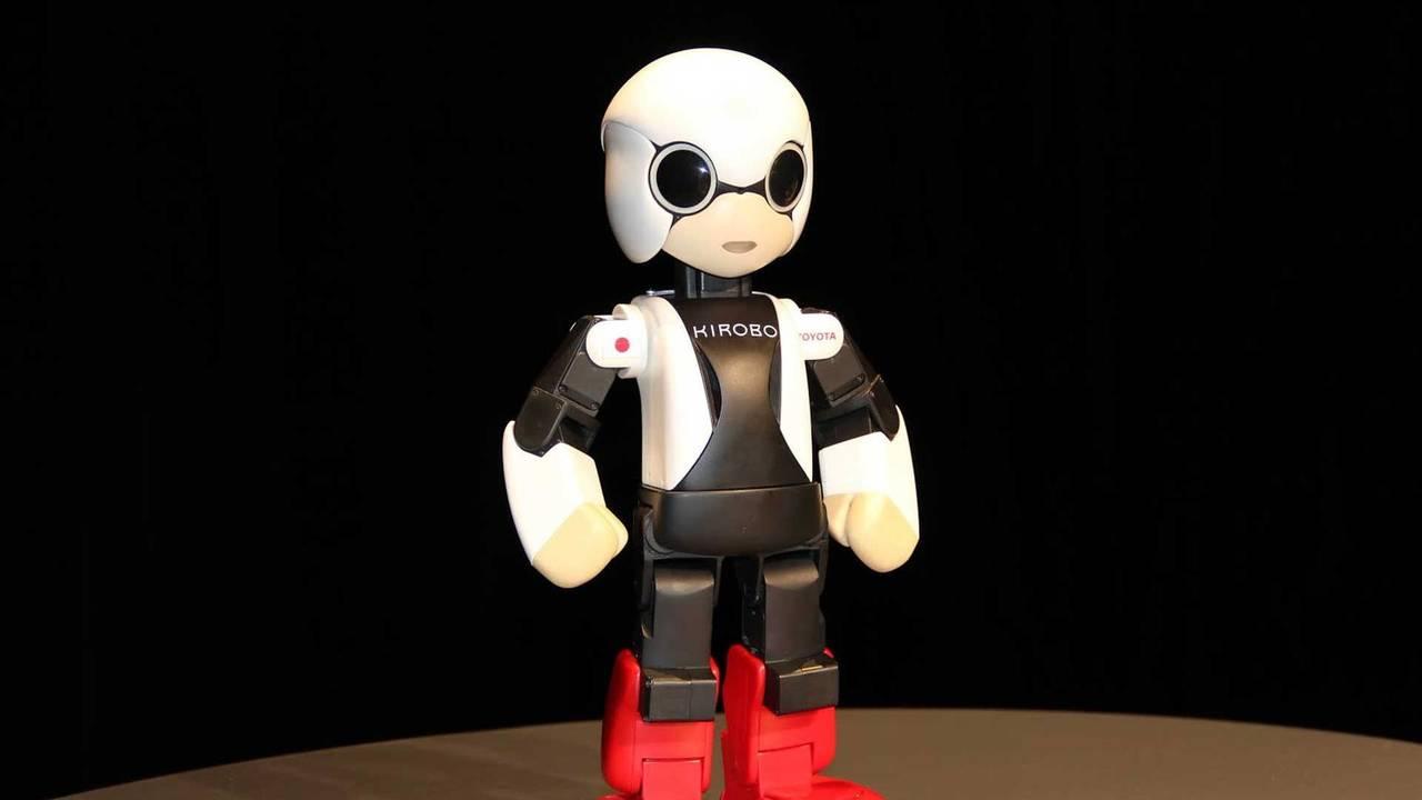 Toyota 'Voice' For Kirobo Robot Astronaut