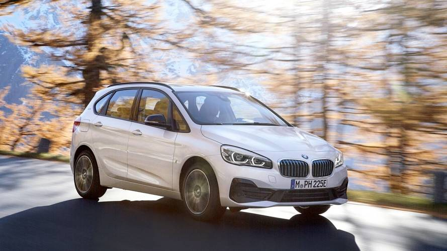 BMW 2 Series Active Tourer gets mild facelift