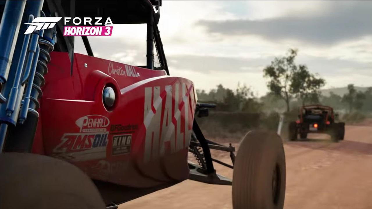 Forza Horizon 3 Trailer