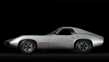 Pontiac Banshee: Killed by the Corvette