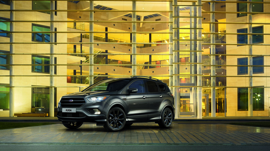 Ford Kuga : la finition ST-Line maintenant disponible