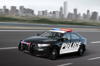 Criminals Beware: Ford Police Interceptor Still Fastest