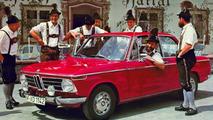 BMW 02 Series Celebrates 40th Birthday